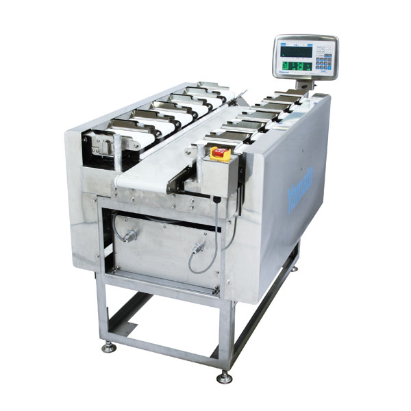 Yamato semi automatic multihead weigher_combination weigher_dosing weigher_predetermined weights_fix target weights_TSDW-205W