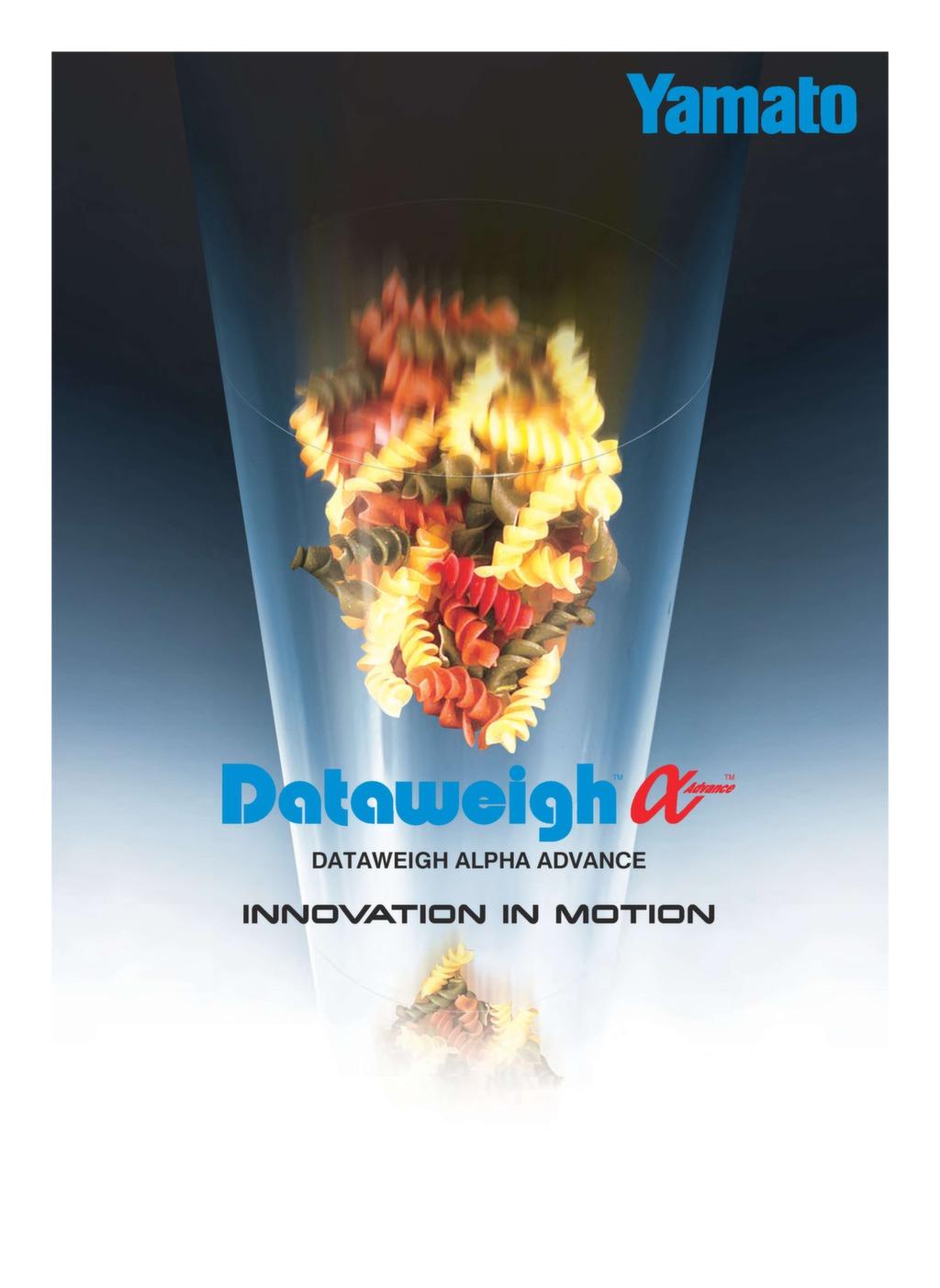 yamato dataweigh manual