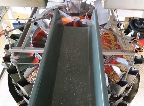 Yamato Mehrkopfwaage, Komplette Verpackungslösungen. Wiegen Wegen Dosieren Verpacken Mischen.