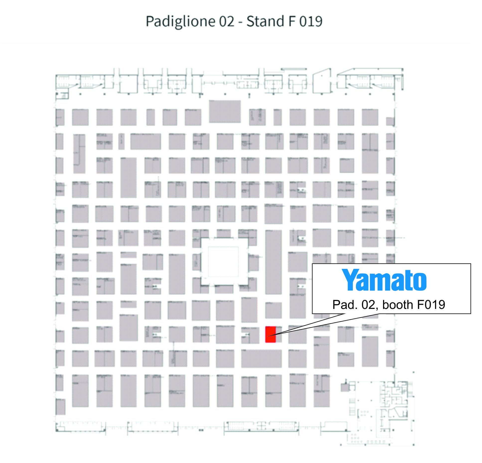 sulle pesatrici multi teste Yamato serie EPSILON