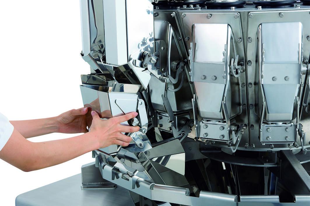 Yamato Omega Multihead Weighers Maintenance